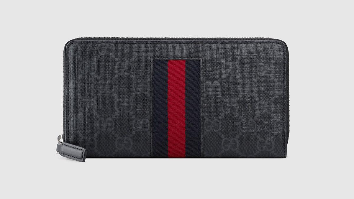 グッチ シンプル財布