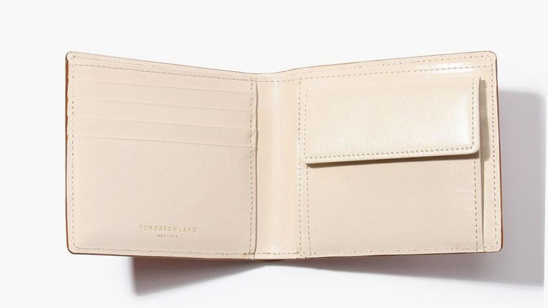 TOMORROWLAND(トゥモローランド)のメンズ財布