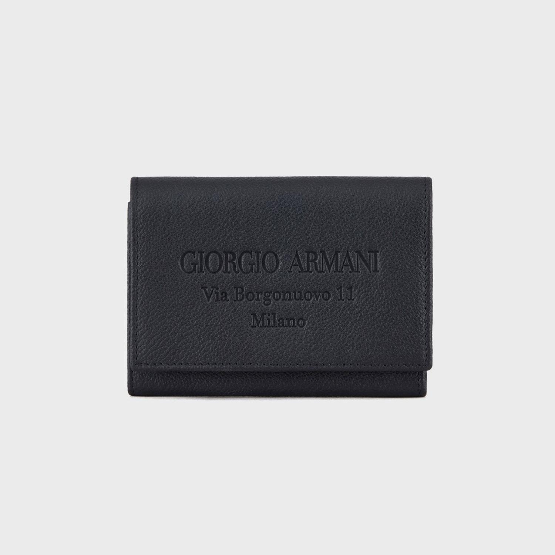 armani メンズ財布