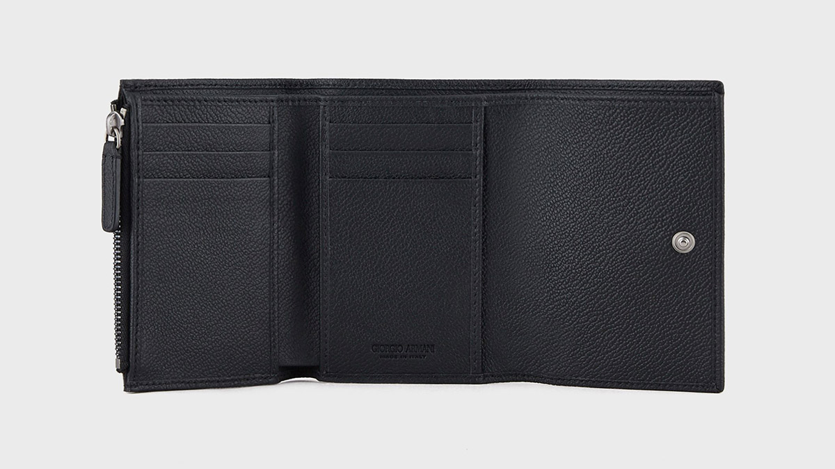 アルマーニ メンズ財布