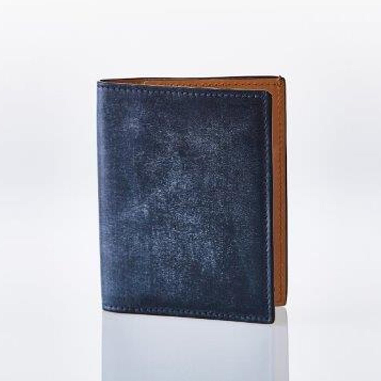 ダヴィンチファーロ 二つ折り財布 メンズ財布