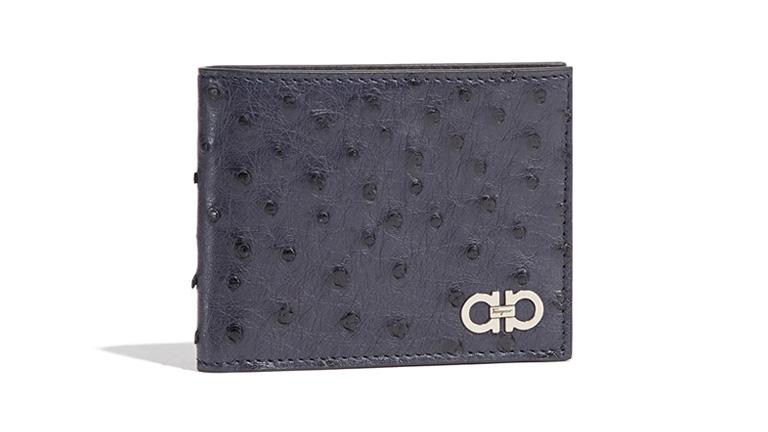 Salvatore Ferragamo フェラガモ 二つ折り財布 メンズ財布