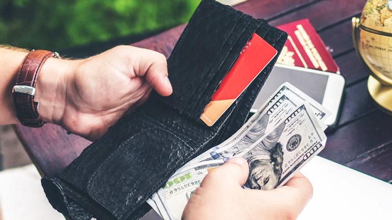 メンズ財布 ブランド レザー財布 二つ折り財布