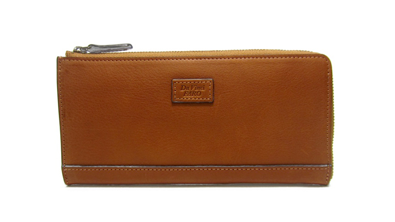フレグラスレザーのメンズ財布