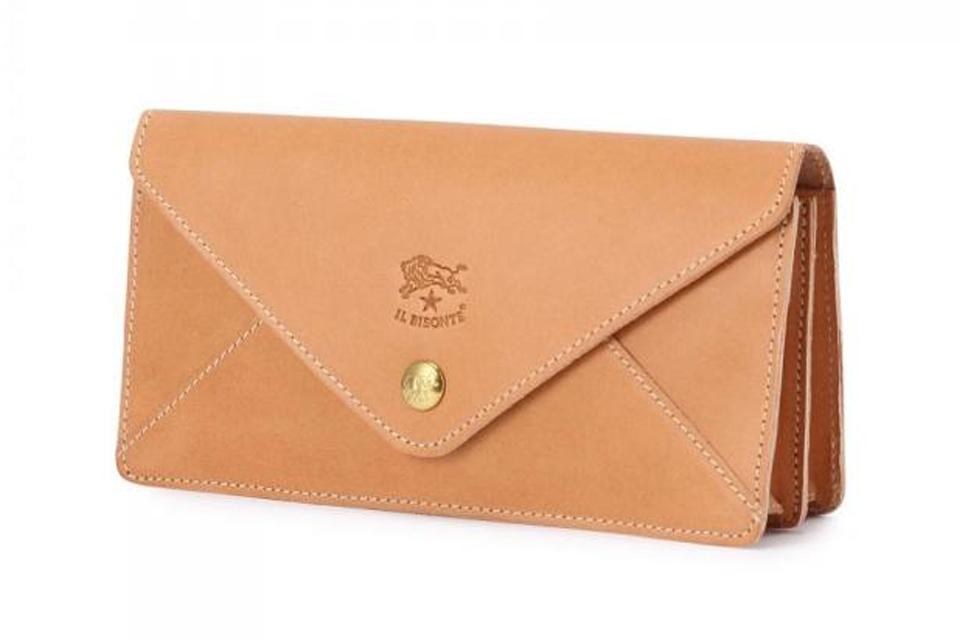 ilbisonte イルビゾンテ フラップ式 財布