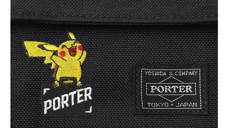 「ポケモン(Pokémon) & ポーター(PORTER)」メンズ財布