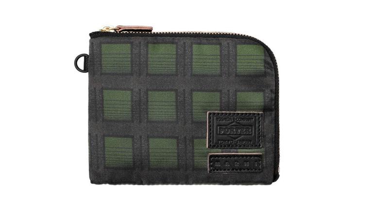 マルニ×ポーター メンズ財布