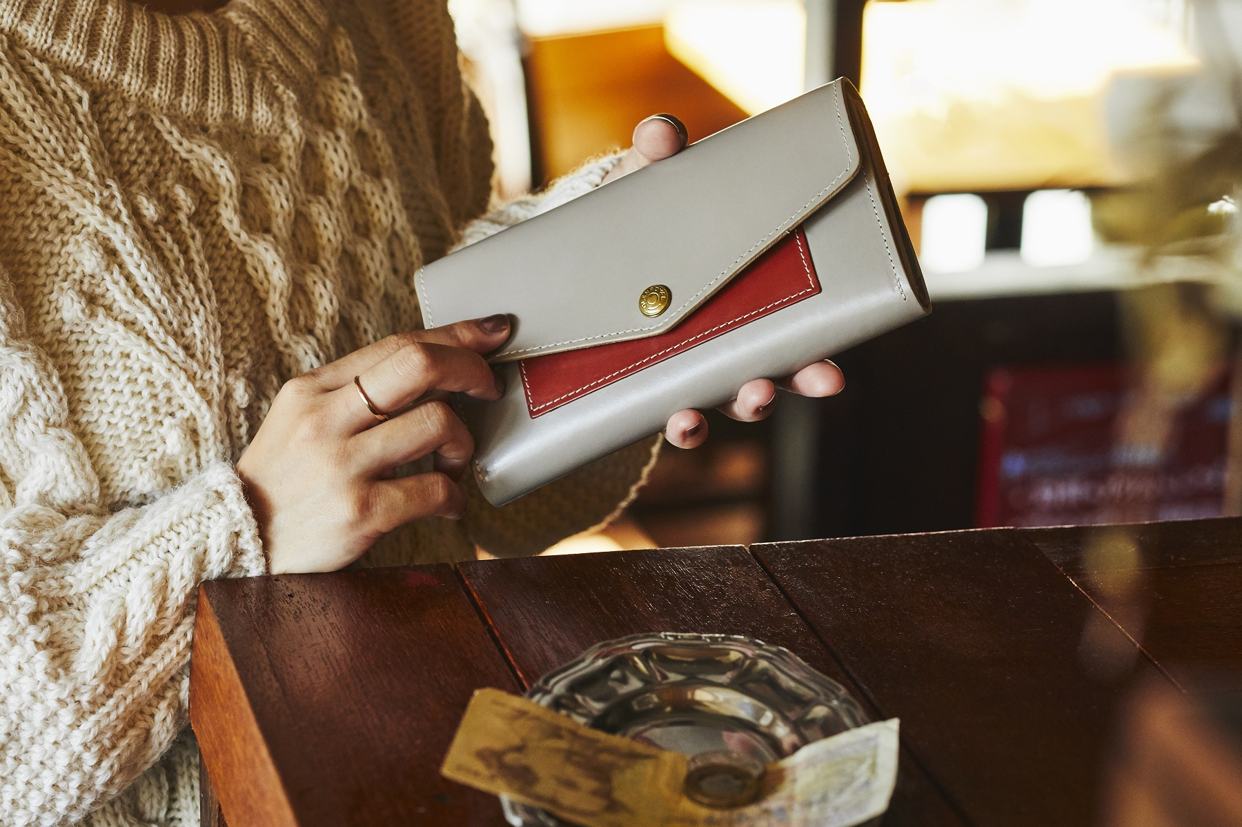 GLENROYAL 財布 メンズ
