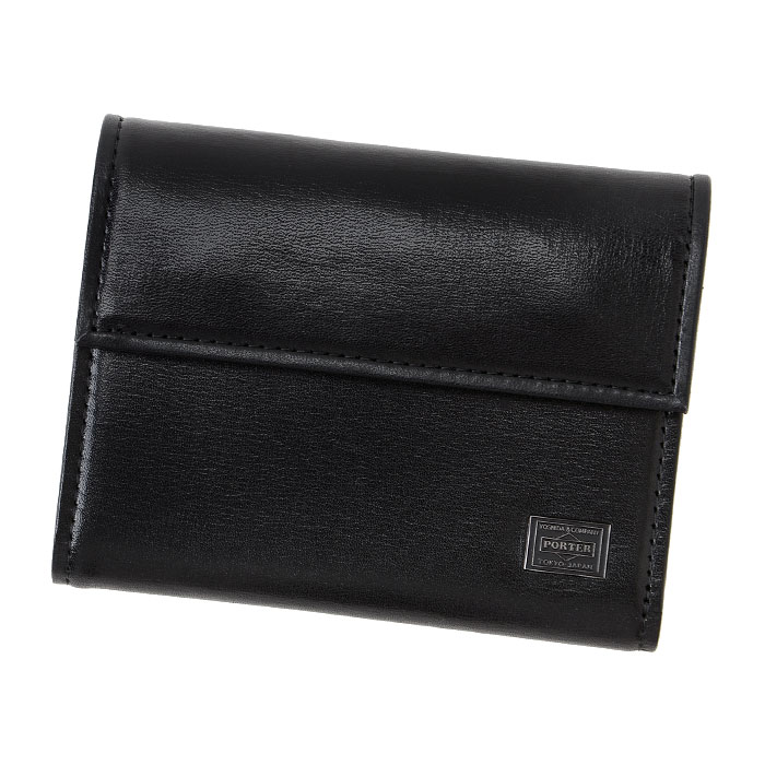 ポーター三つ折り財布