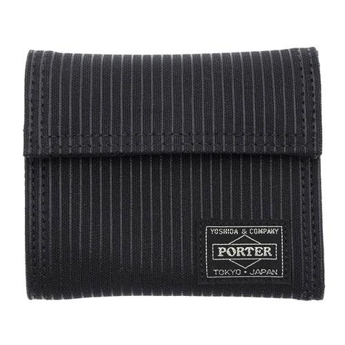 ポーター布財布