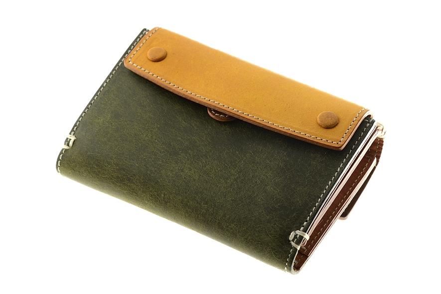 メンズ財布 三つ折り財布 CORBO