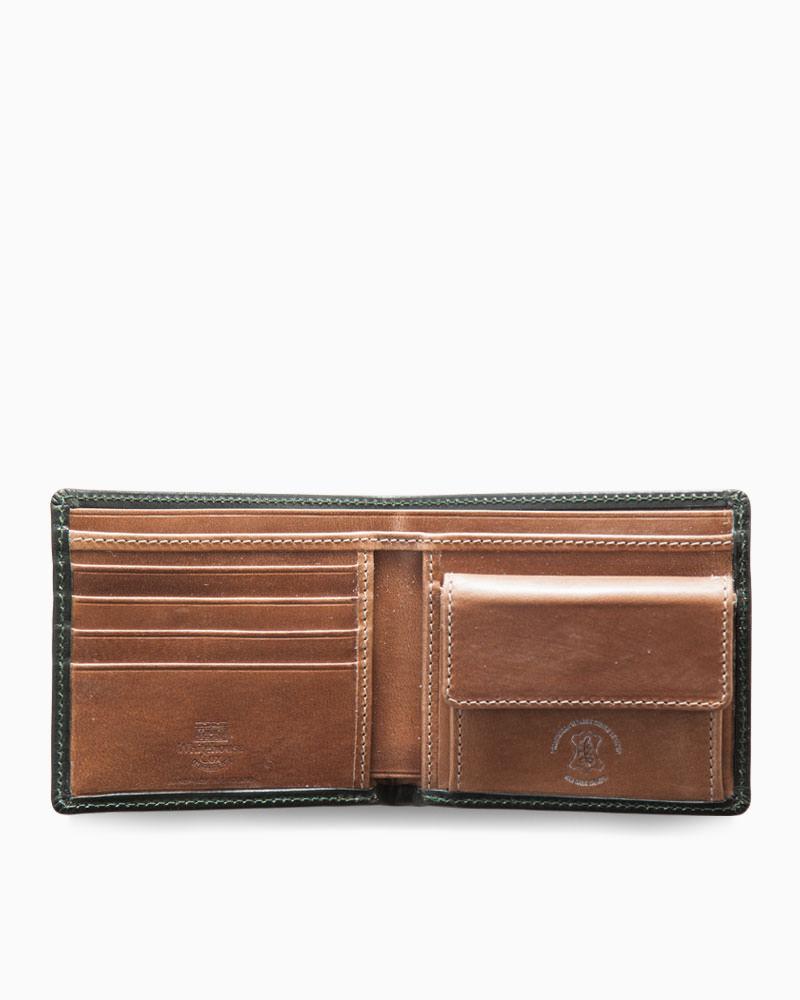 メンズ財布 二つ折り財布 whitehousecox