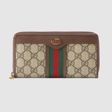 財布(メンズ)ロゴが印象的な財布集