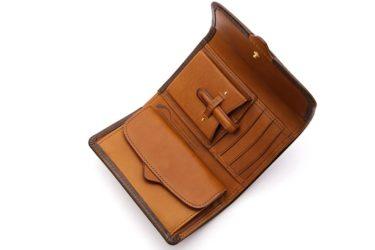 財布(メンズ)の三つ折りタイプを選ぶポイント