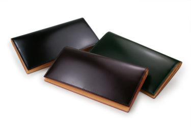 財布(メンズ)の中でも耐久性のある、コードバンとブライドルレザーの魅力