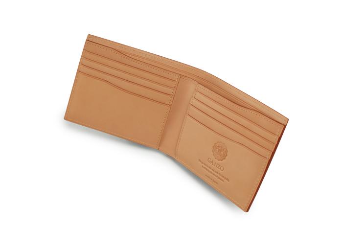 GANZOコードバン財布