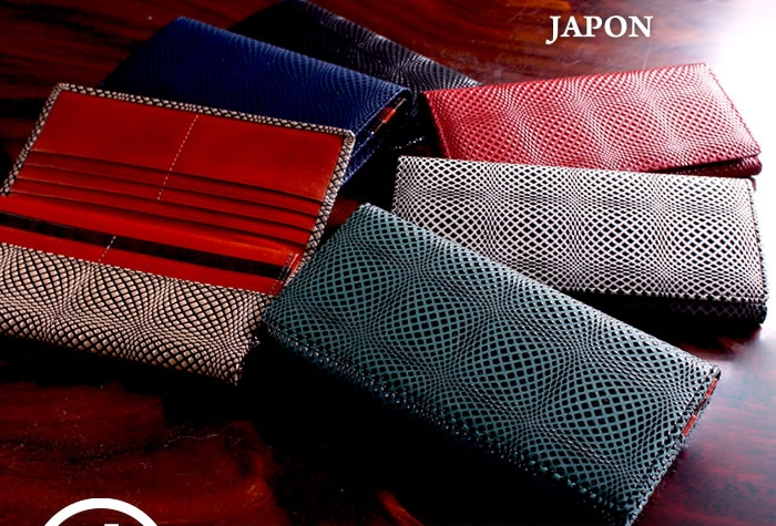ISURU JAPONメンズ財布