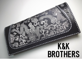 K&K BROTHERS和柄財布