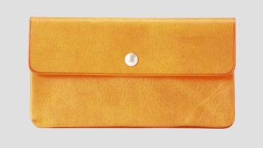 MHL(エムエイチエル)からクリスマス限定の新作財布(メンズ)が登場
