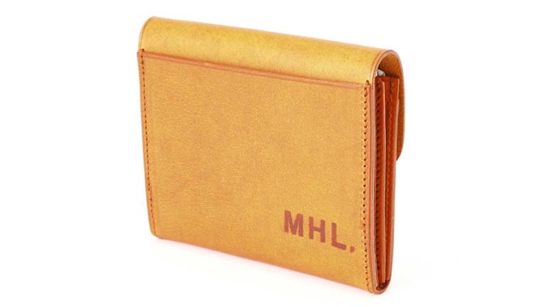 MHL エムエイチエル  メンズ財布 レザー財布 ブランド財布