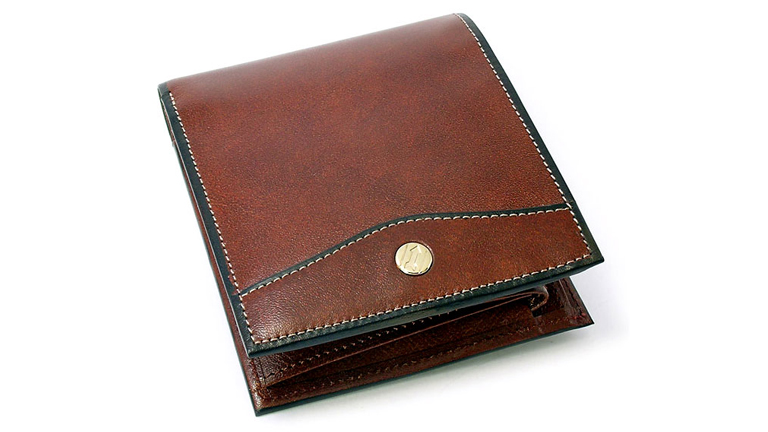 goldpfeil ゴールドファイル メンズ財布 レザー財布 ブランド財布