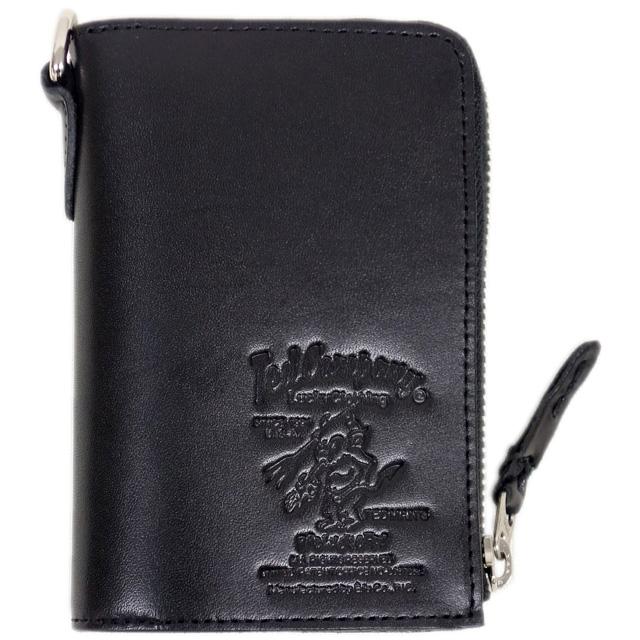 メンズ財布 和柄