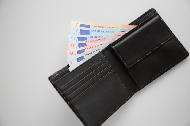 メンズ財布 二つ折り財布