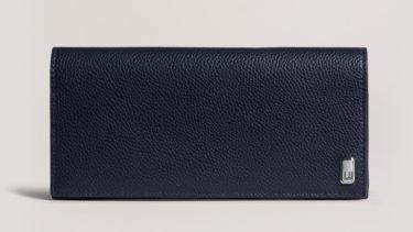財布を選ぶ際、30代の大人の男性は、ダンヒルを選ぶ