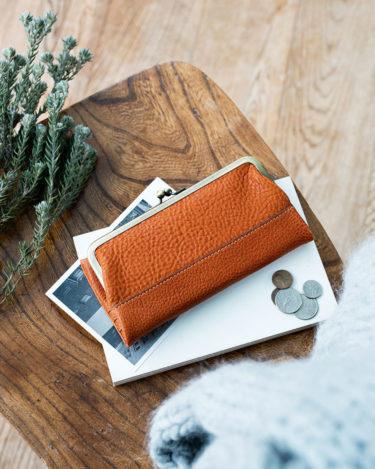 オシャレな財布の代表的存在!男性用のがま口の魅力とは?