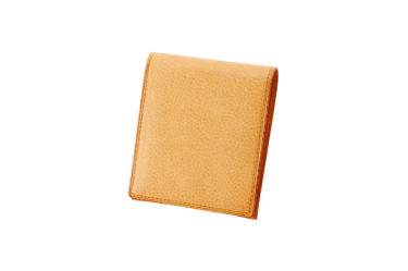 財布にこだわるメンズにおすすめ!二つ折りのヌメ革財布