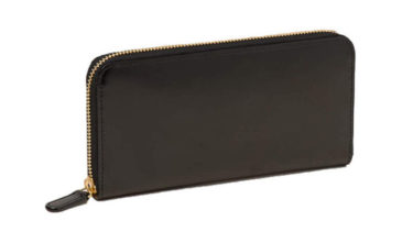 収納力抜群!財布にこだわる男性におすすめのチャック付き財布