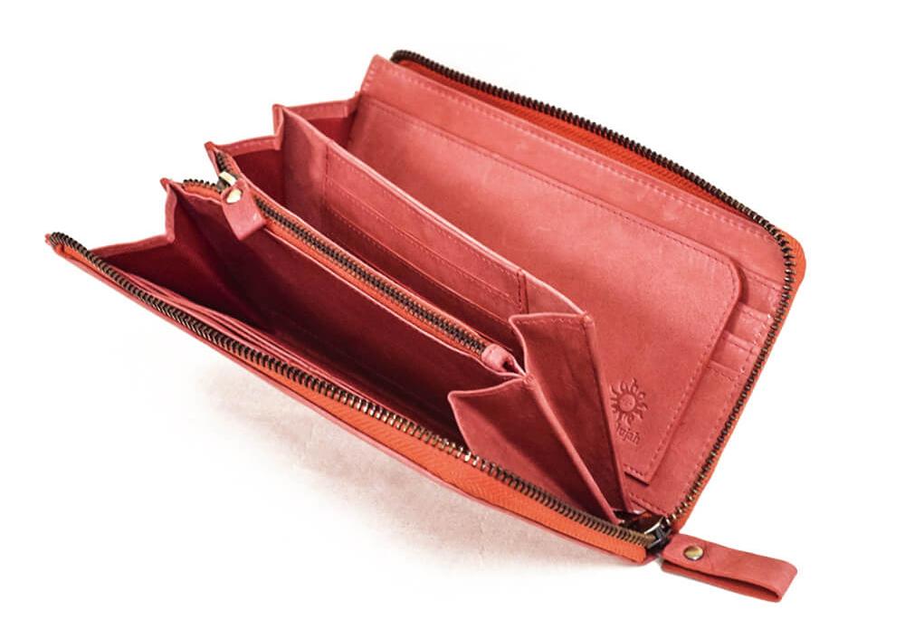 整理整頓長財布「TIDY」 メンズ財布