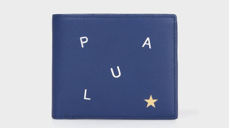 ポール・スミス レターズ 2つ折り財布