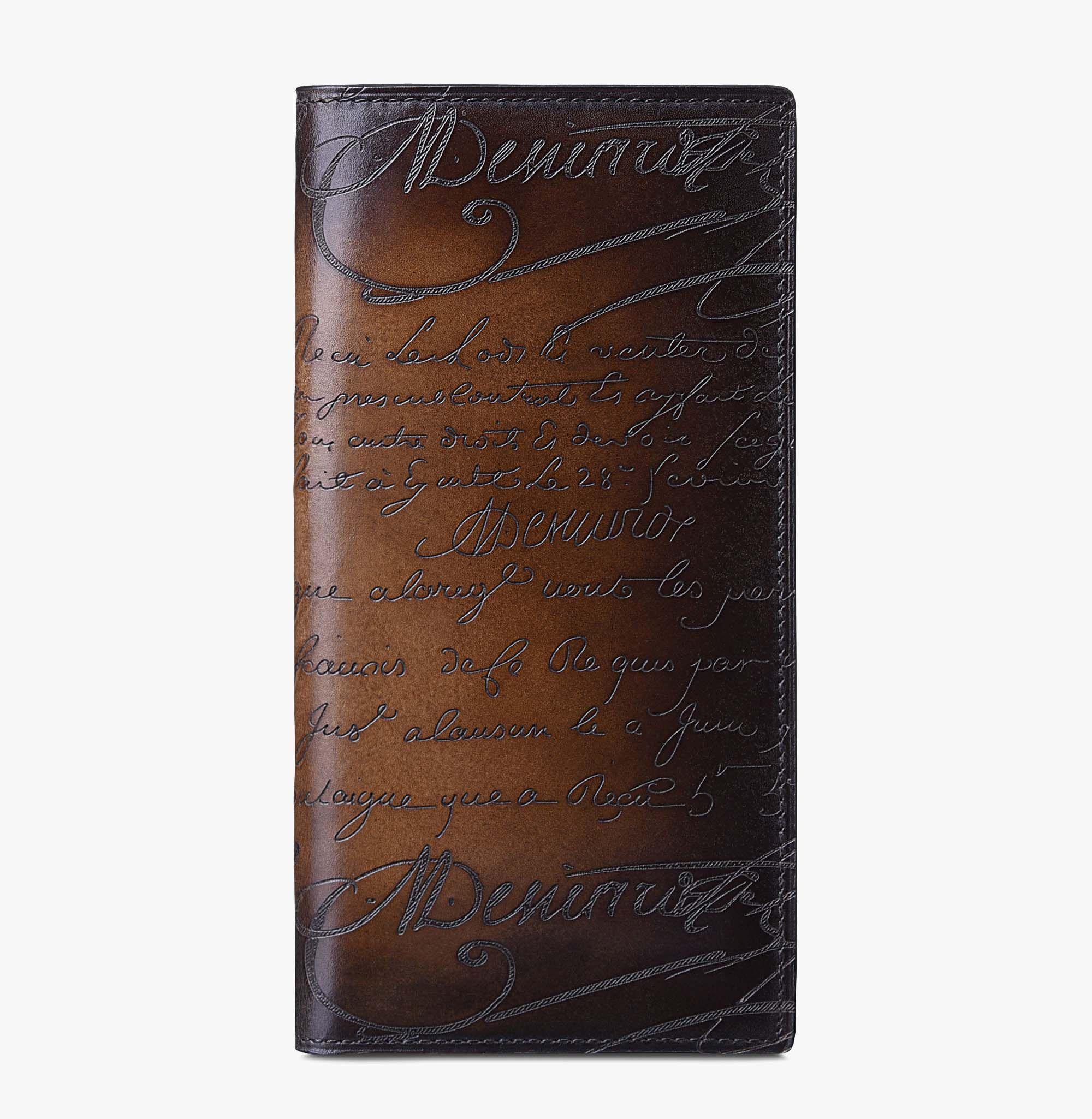 ヴェネツィアカーフレザー メンズ財布
