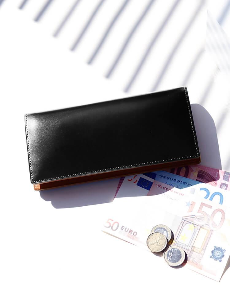 土屋鞄製造所 財布メンズ