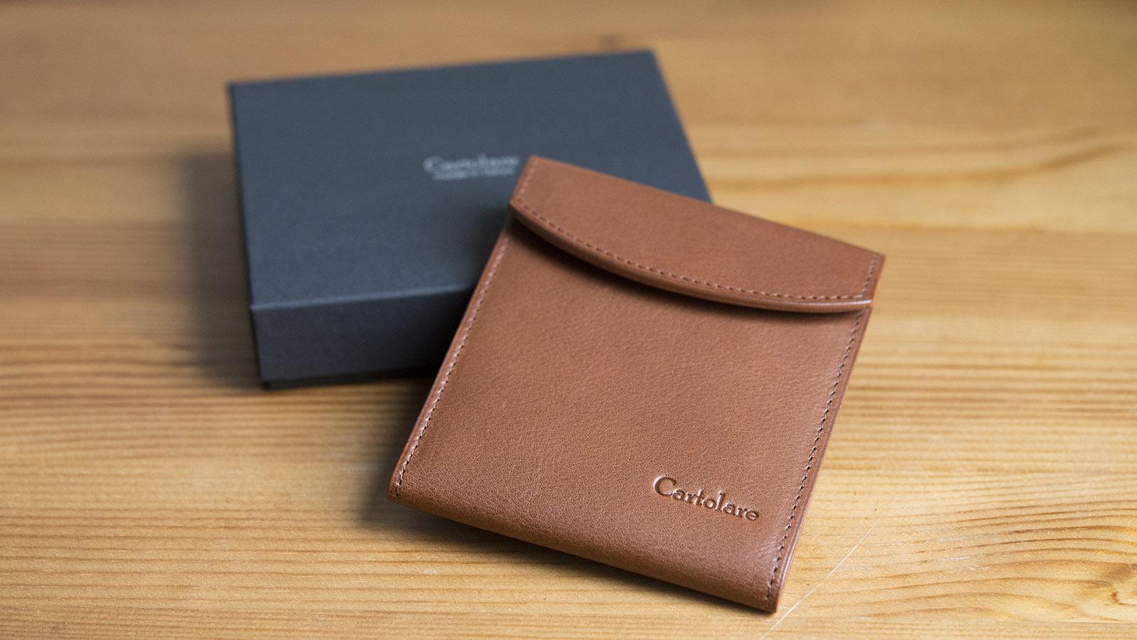 Cartolare メンズ財布