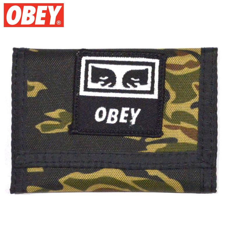 OBEY 財布メンズ