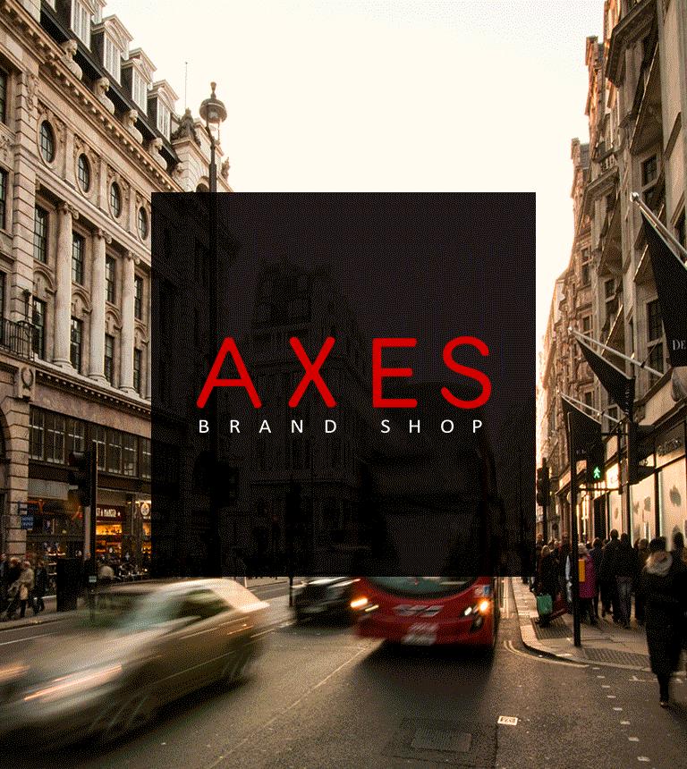 AXES 通販