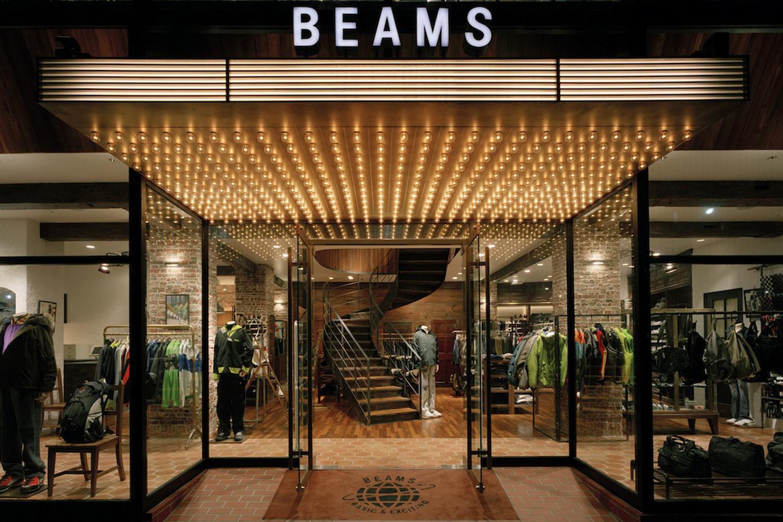 BEAMS 財布メンズ