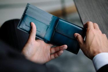 財布は人柄を表す⁉カッコいいメンズの中身を表す財布とは?