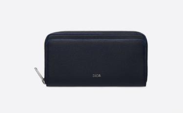 コンパクトな財布はDiorのメンズ向けブランドをチェック!おすすめの二つ折り財布をご紹介