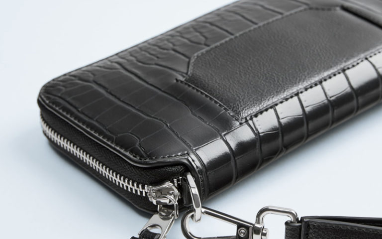ZARA のメンズ財布