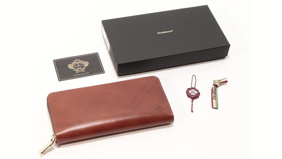OROBIANCO 財布メンズ